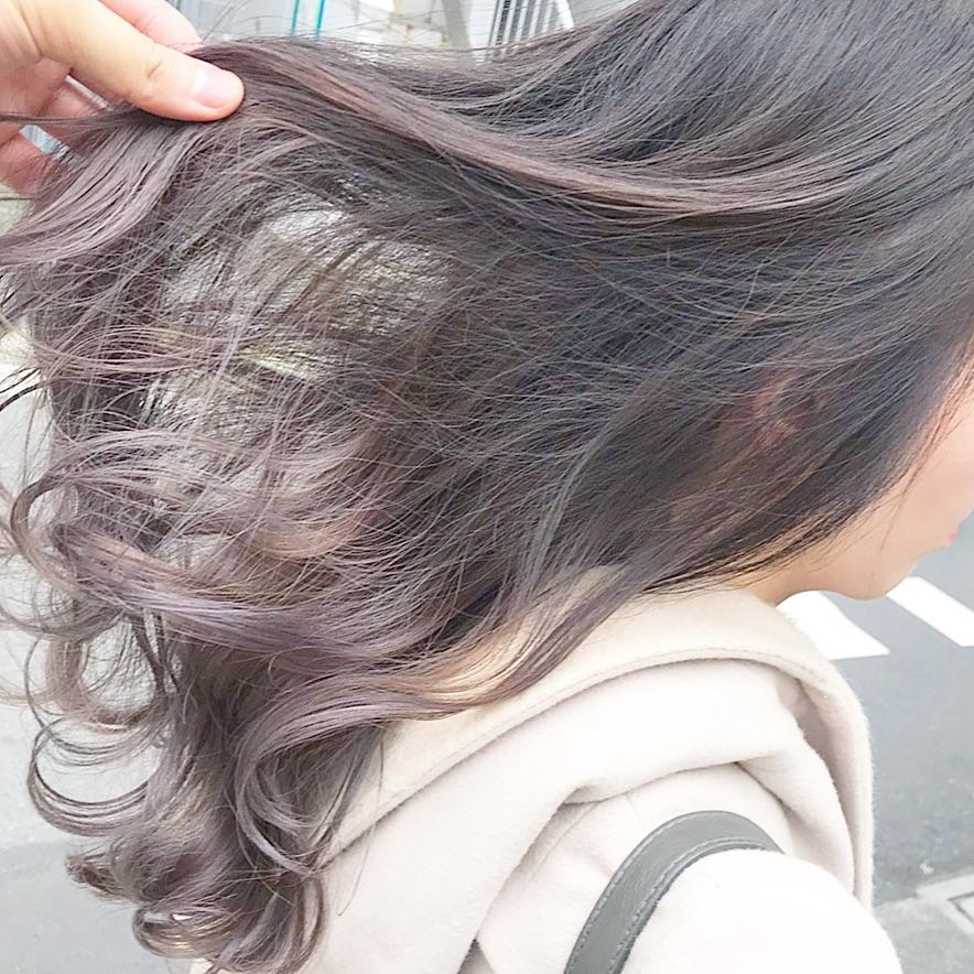 (4)髪の毛が綺麗