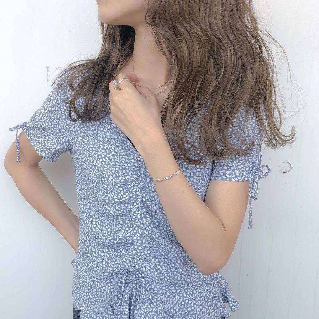 __東京の「あの街」が似合う女の子