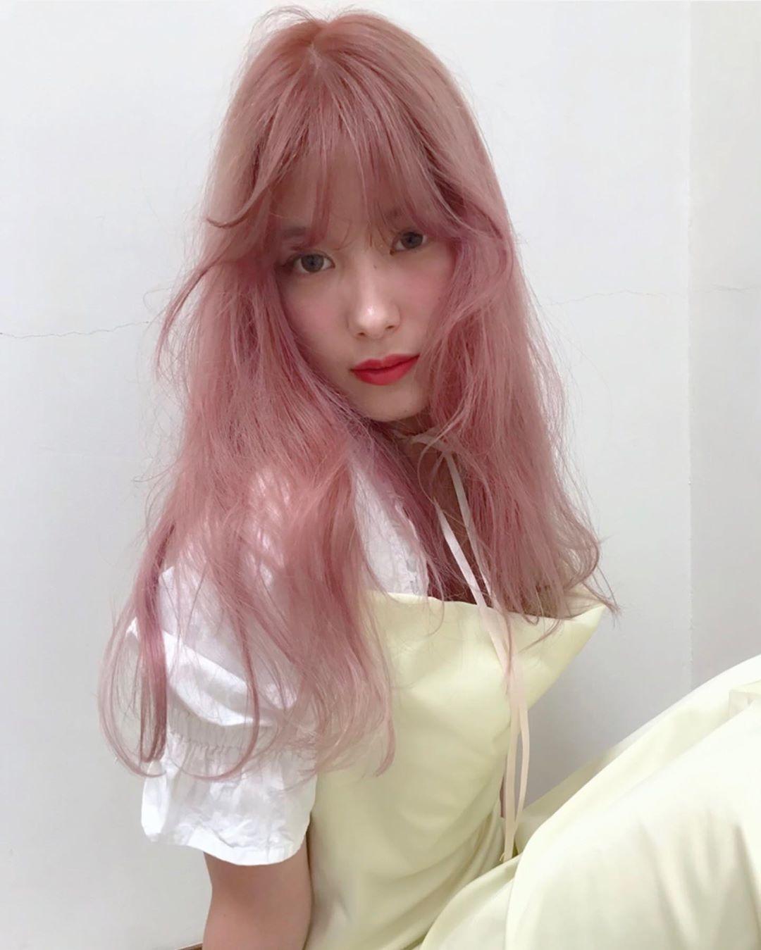  ピンク系ハイトーン
