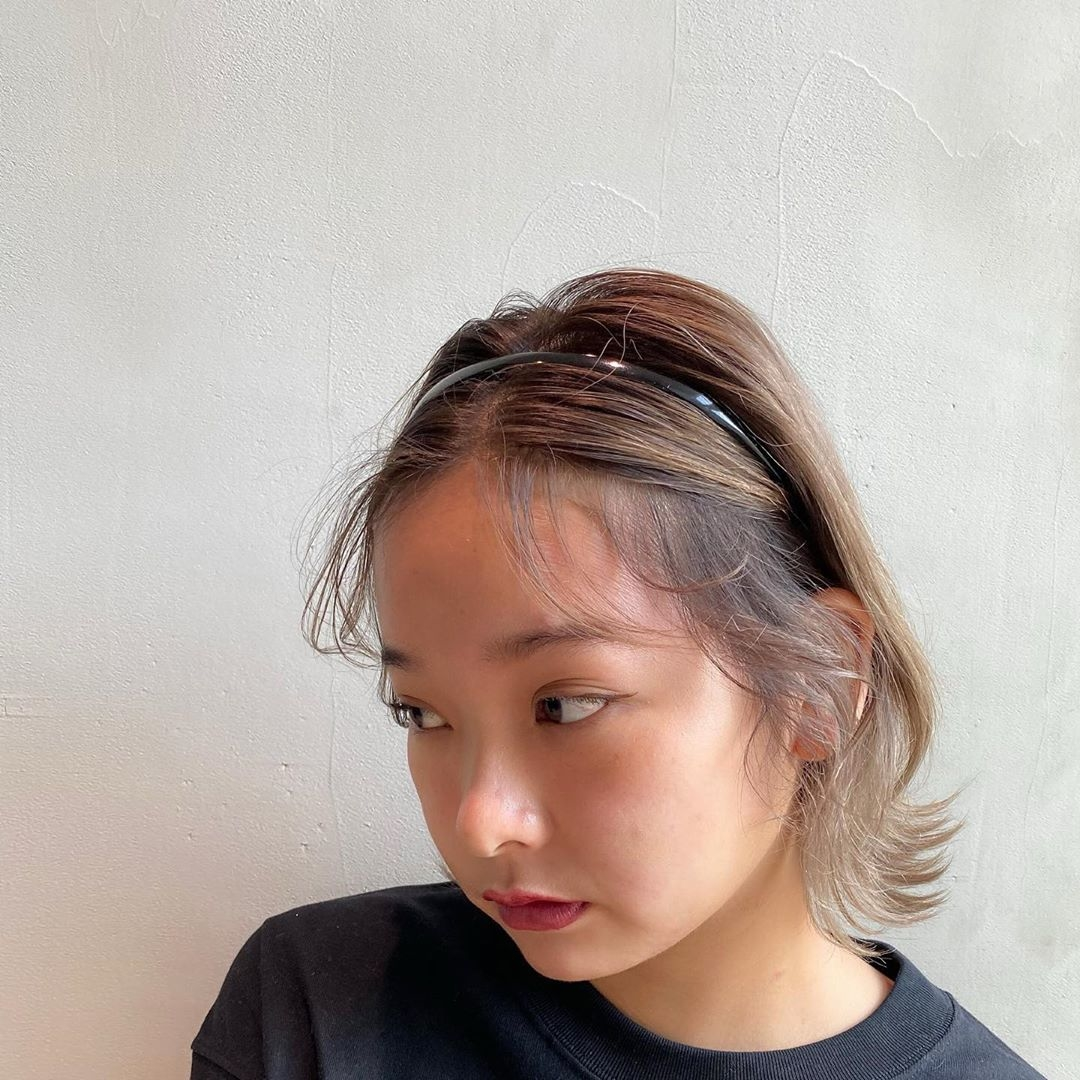 伸ばしかけ前髪を誤魔化せる