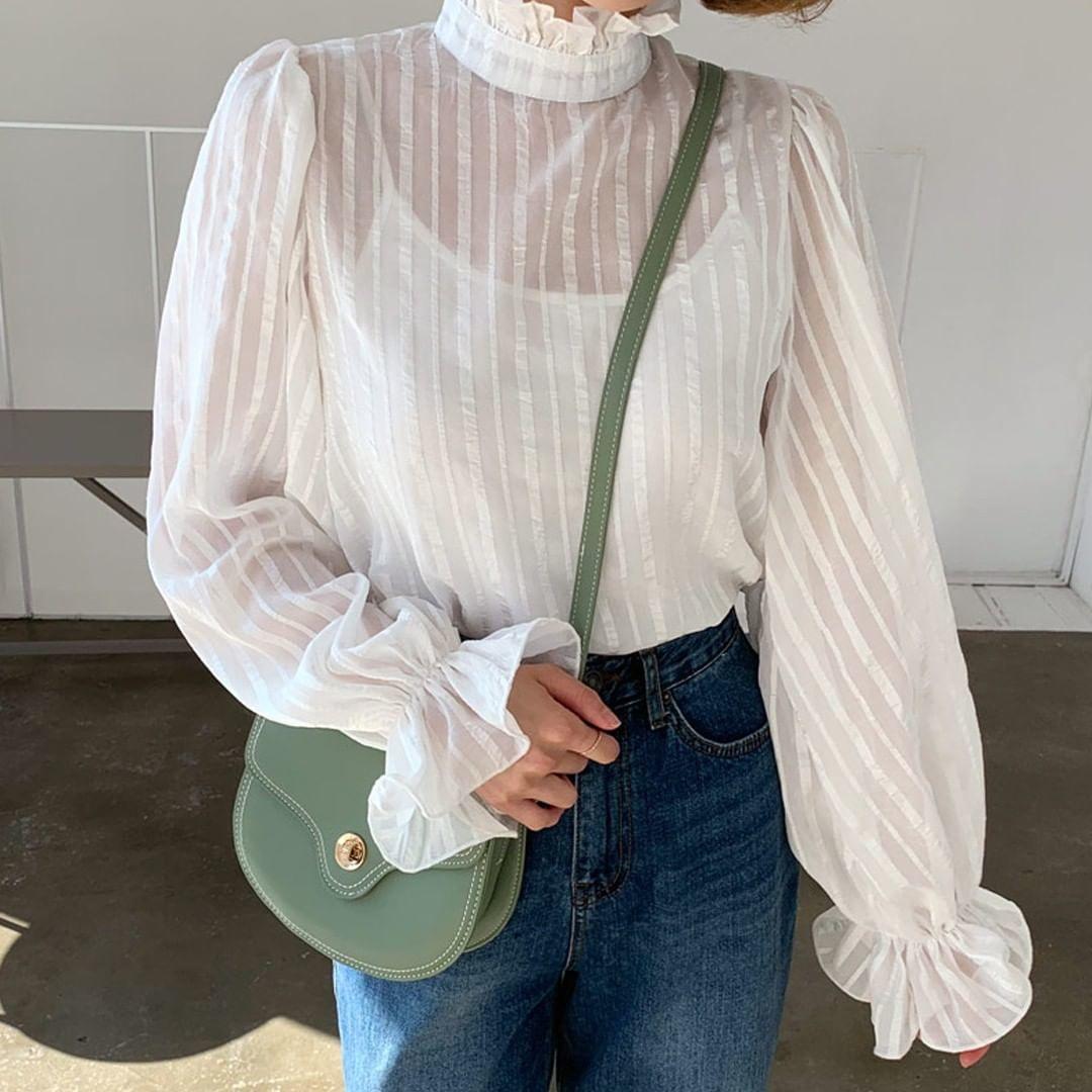 Ex:引き算上手なファッション