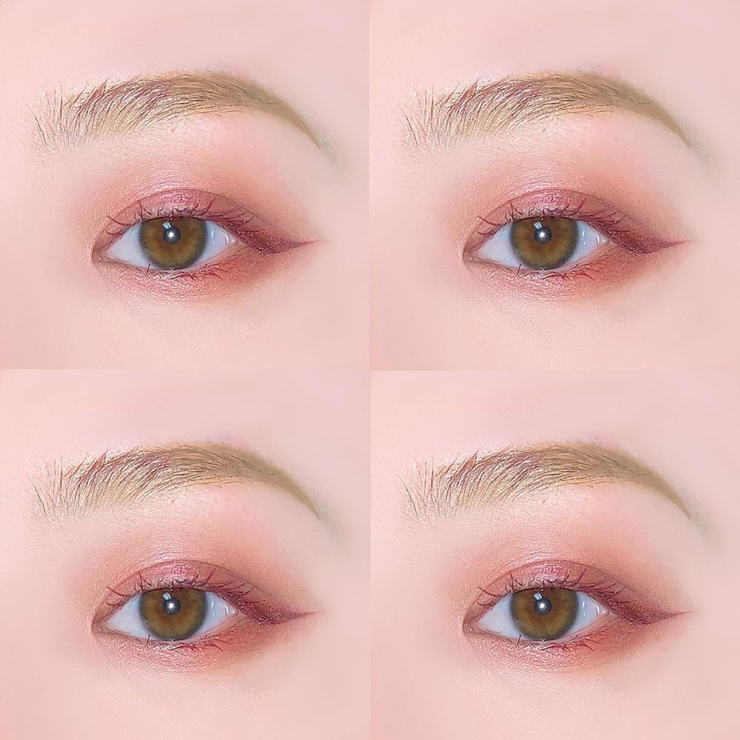 4)レッド・ピンク系