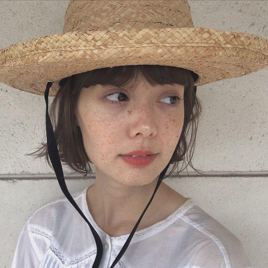 #映画のワンシーンのようなヘア