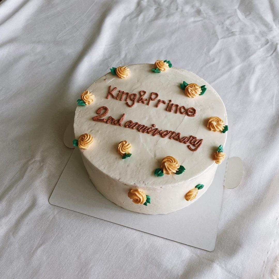 推しにケーキを作って愛を伝えよう♡
