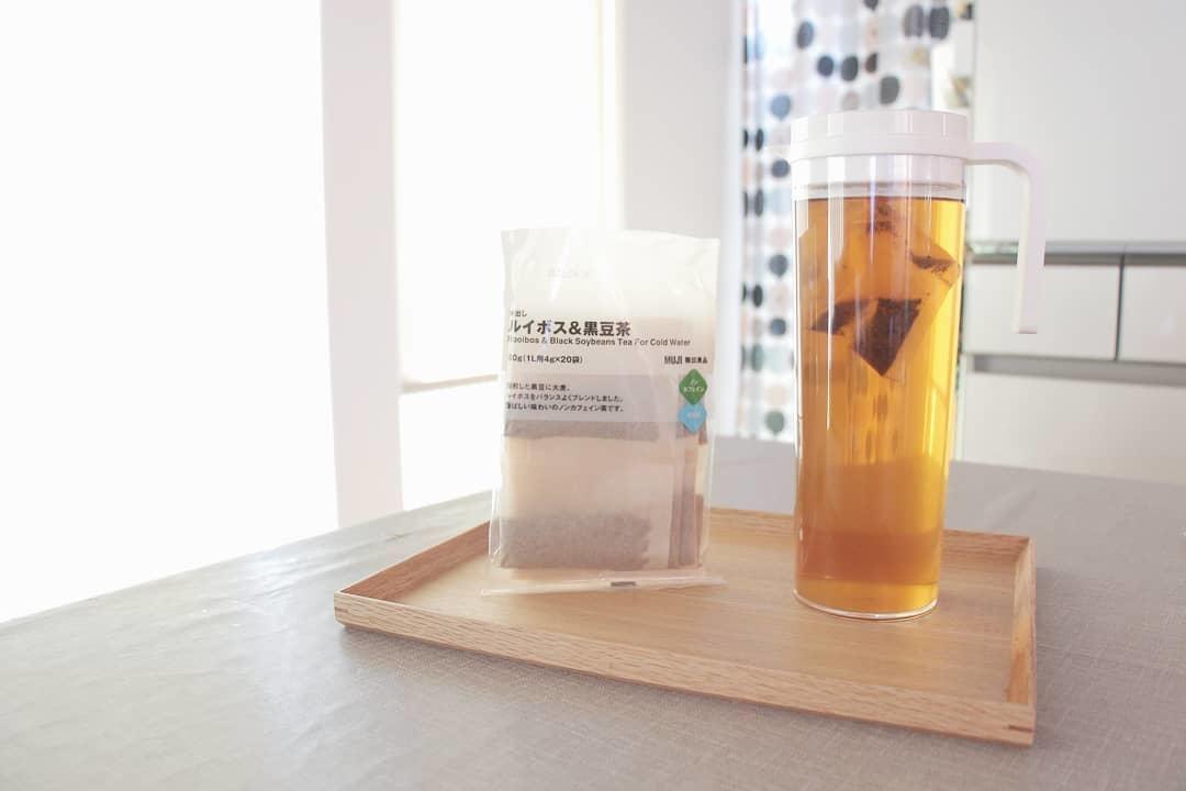 水出しルイボス&黒豆茶