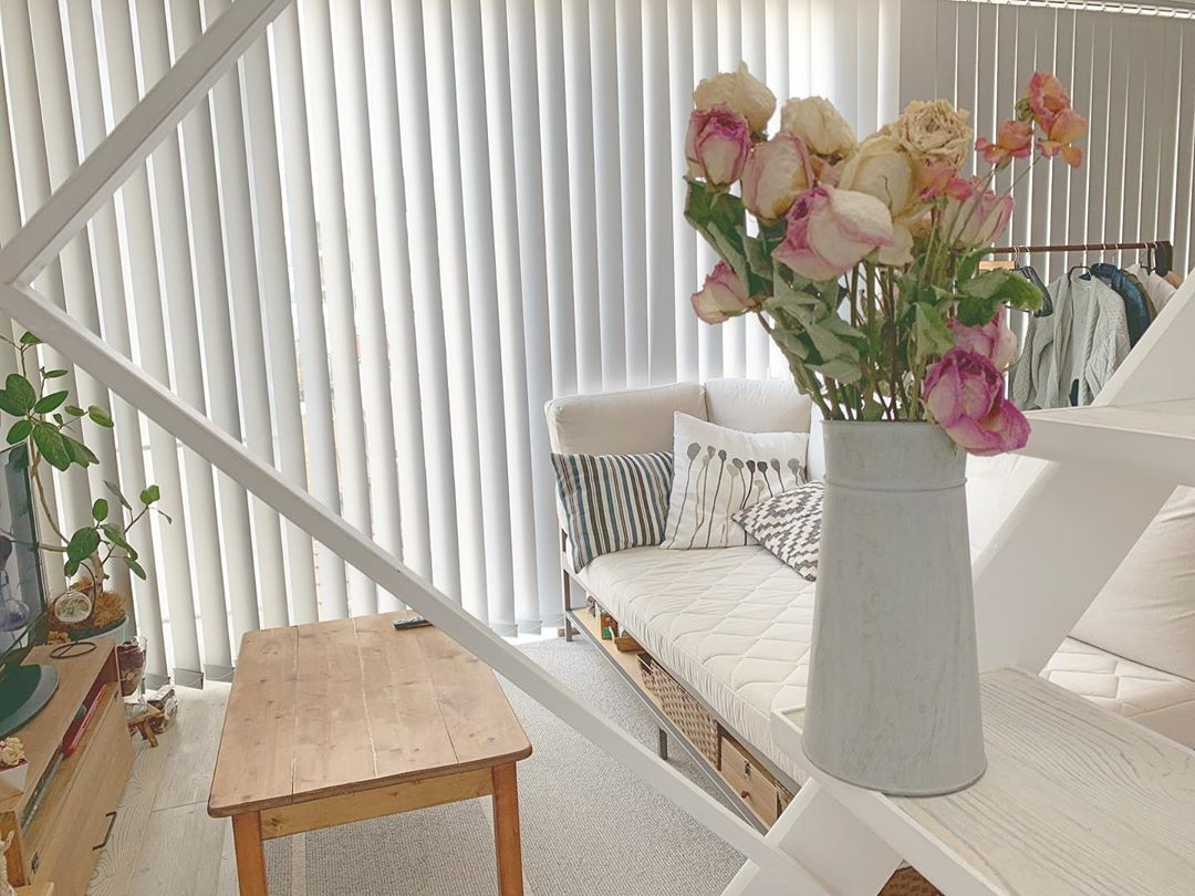 2_ドラフラに最適、ヴィンテージ系花瓶
