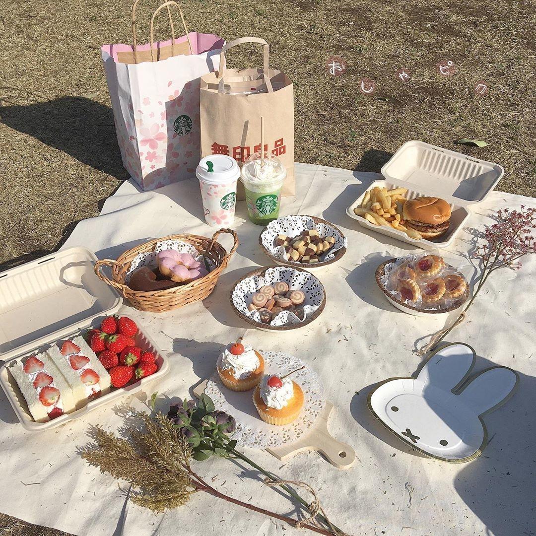 ①ピクニック
