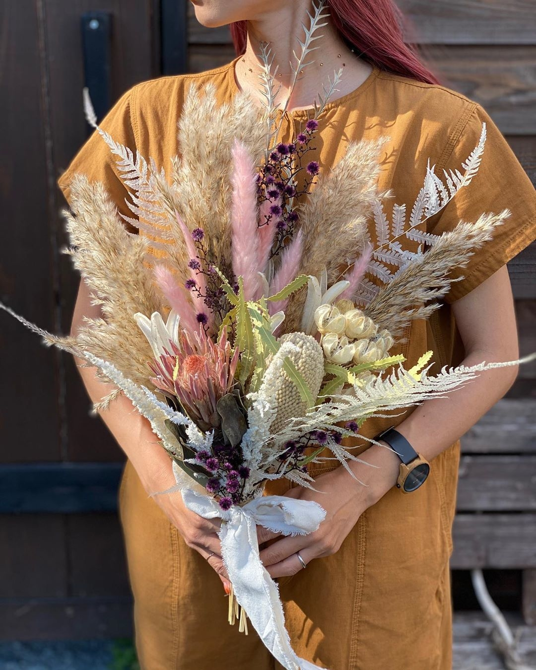 Case4:「花束」としてプレゼント