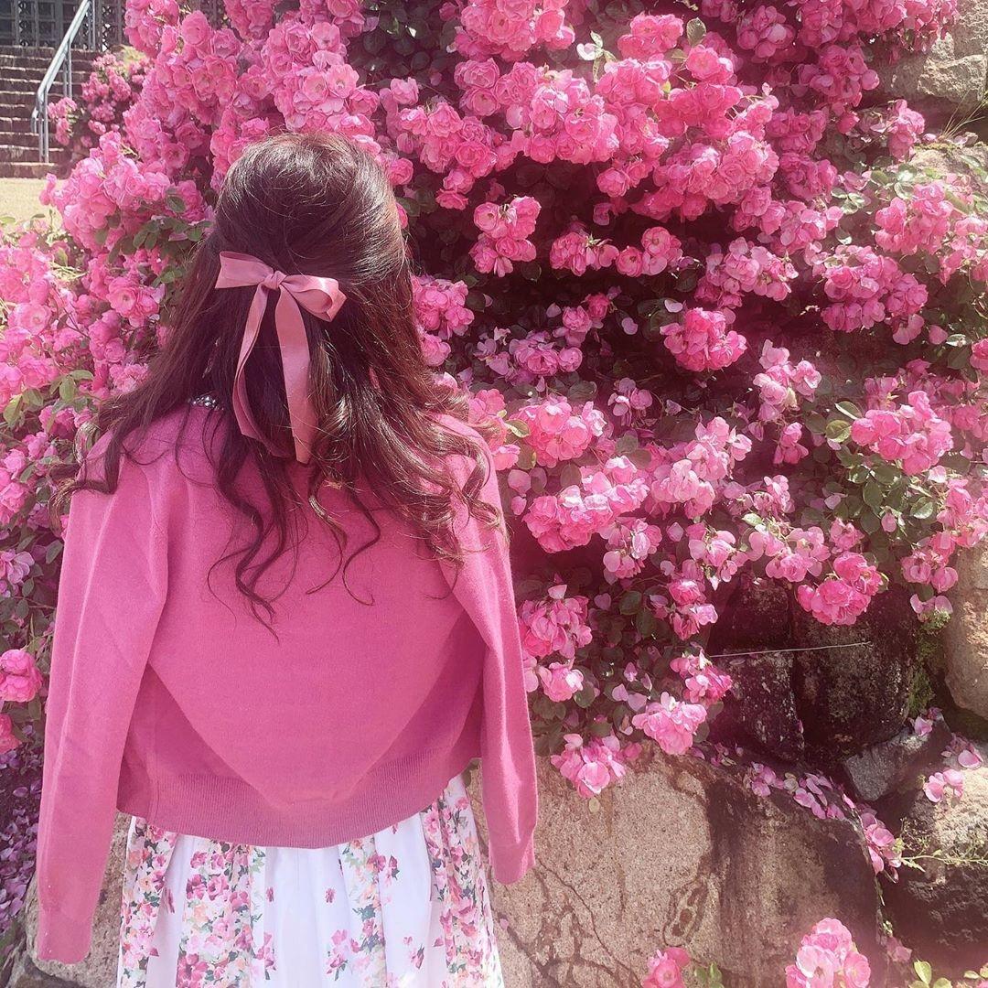 ずっとずっと、ピンクは女の子の夢