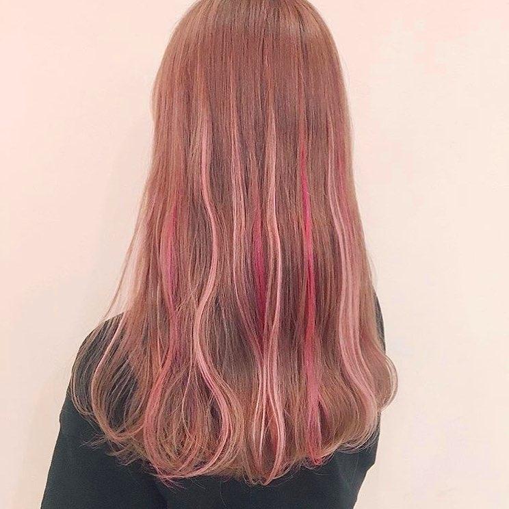 ピンク×ピンクだってアリ♡