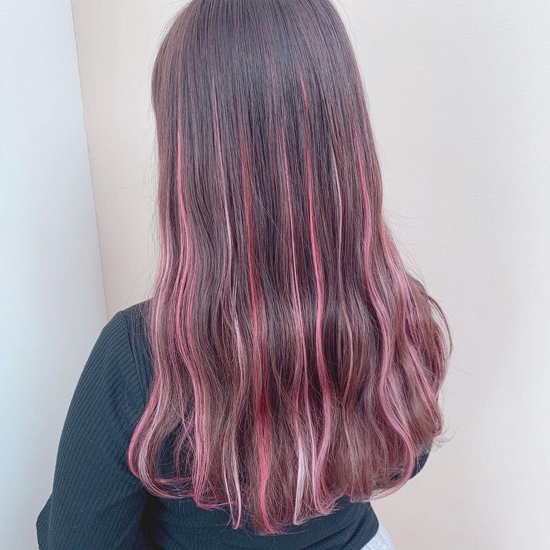 甘酸っぱいピンクの彩りにきゅん
