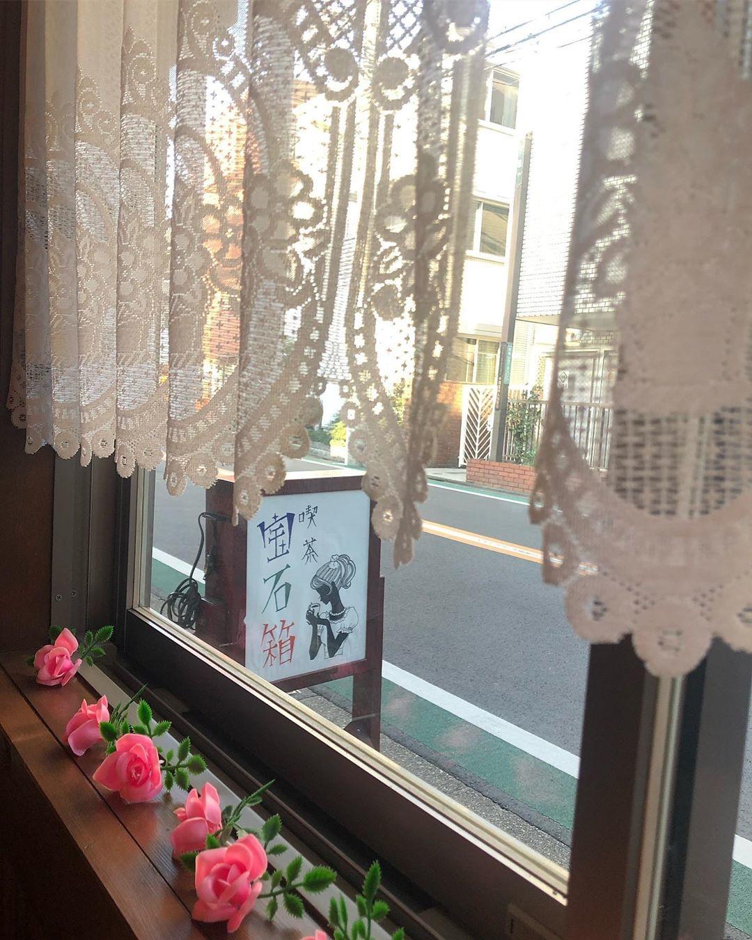 《東京》喫茶宝石箱