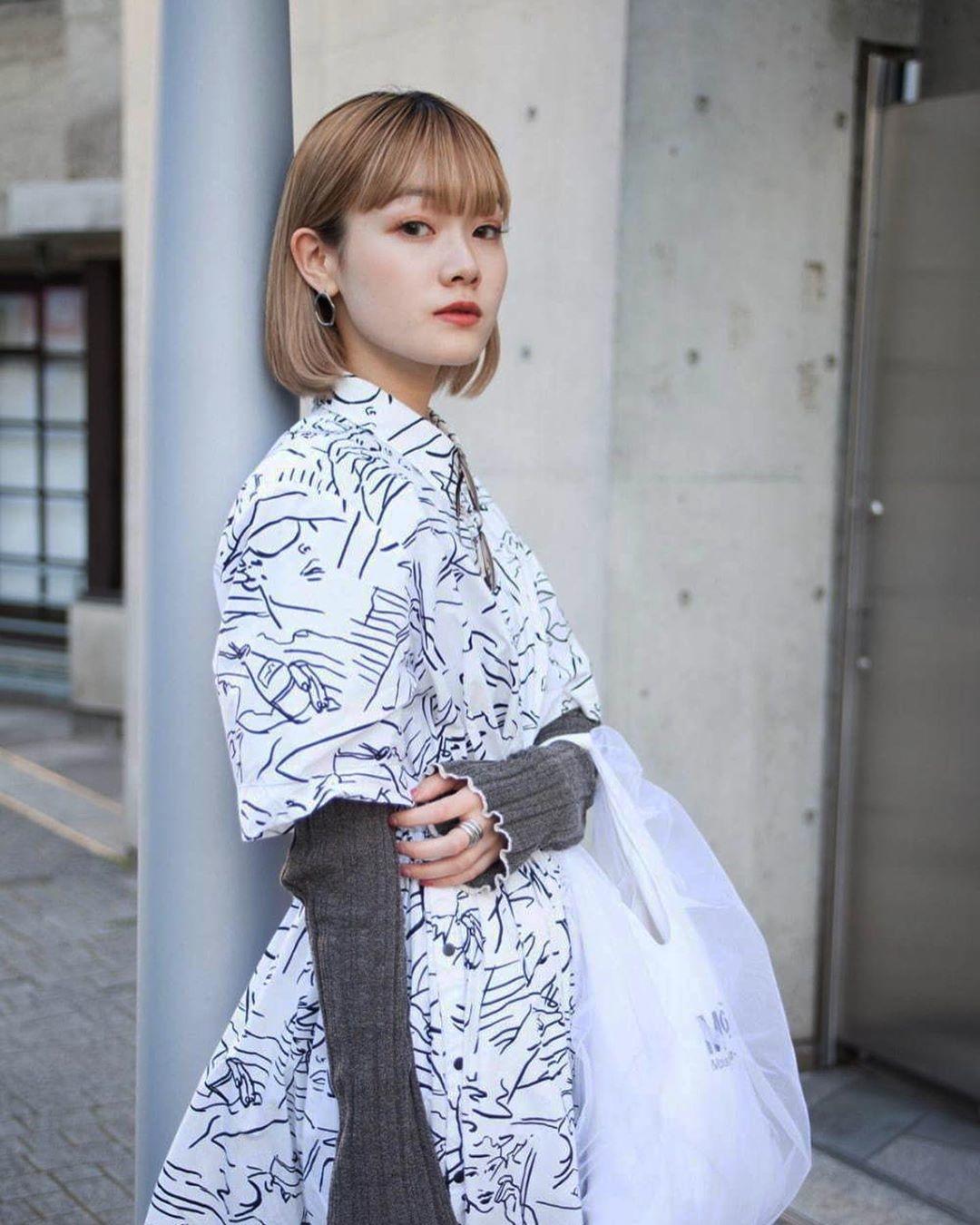 □プチプラを使ったコーデも__fashionpress
