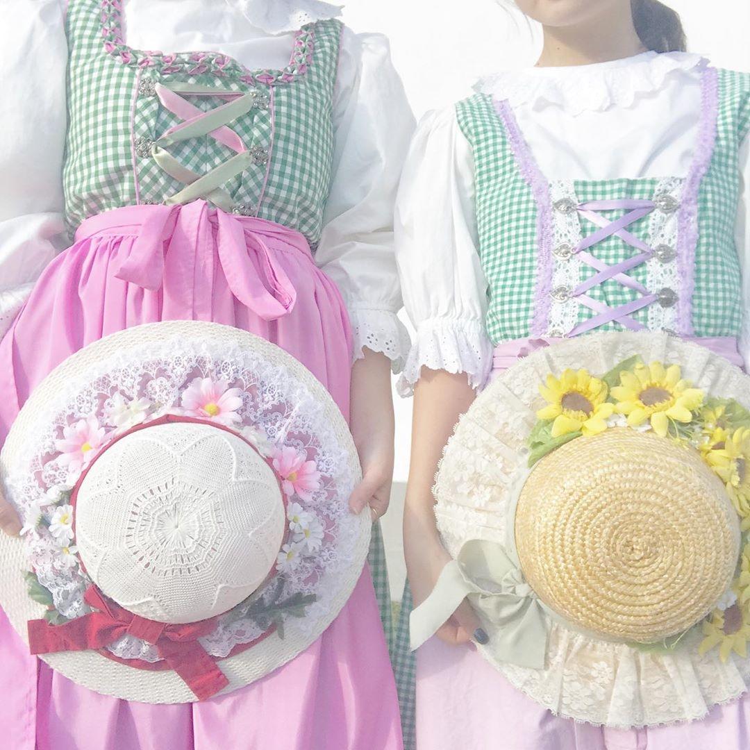 ドイツの民族衣装