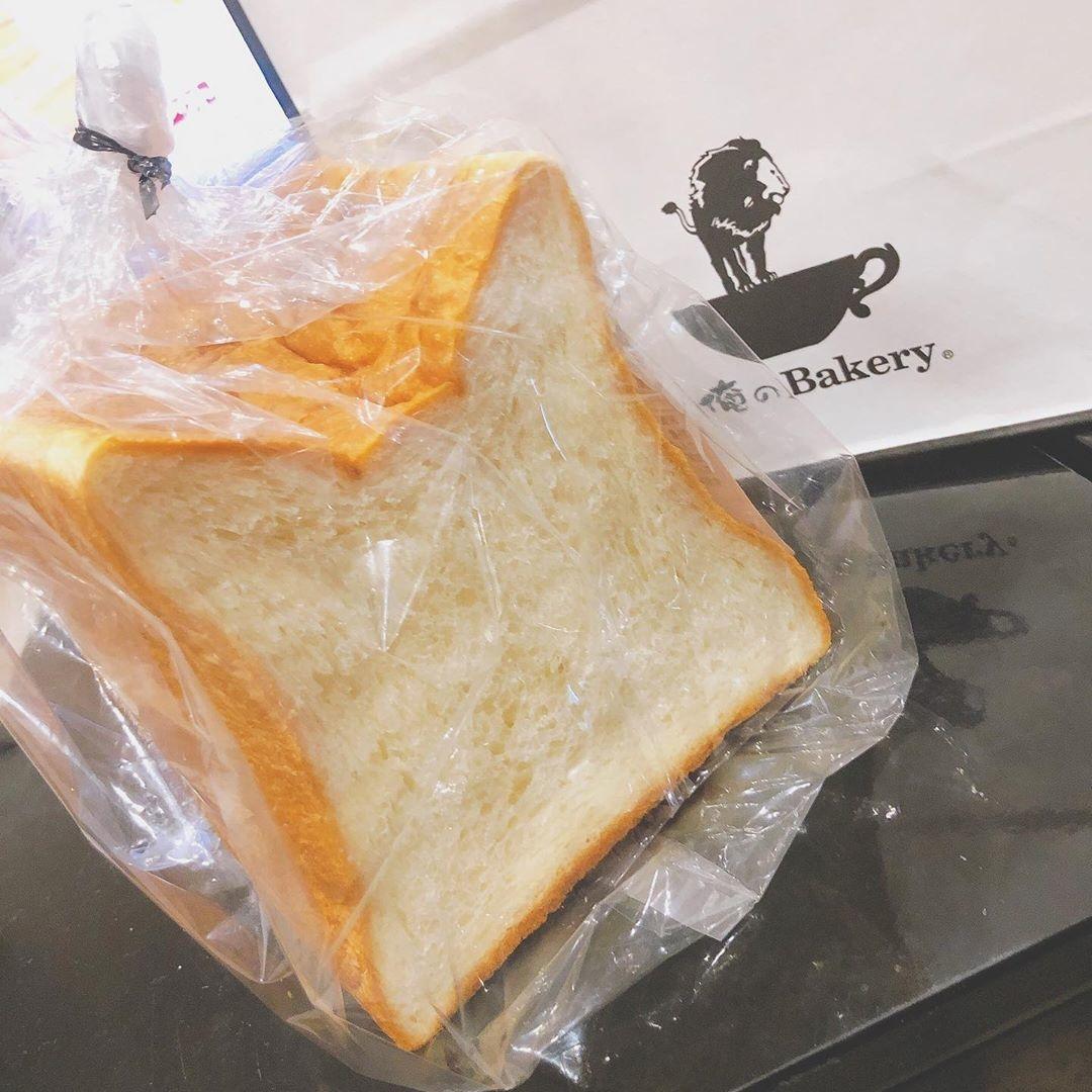 究極のミルク食パン