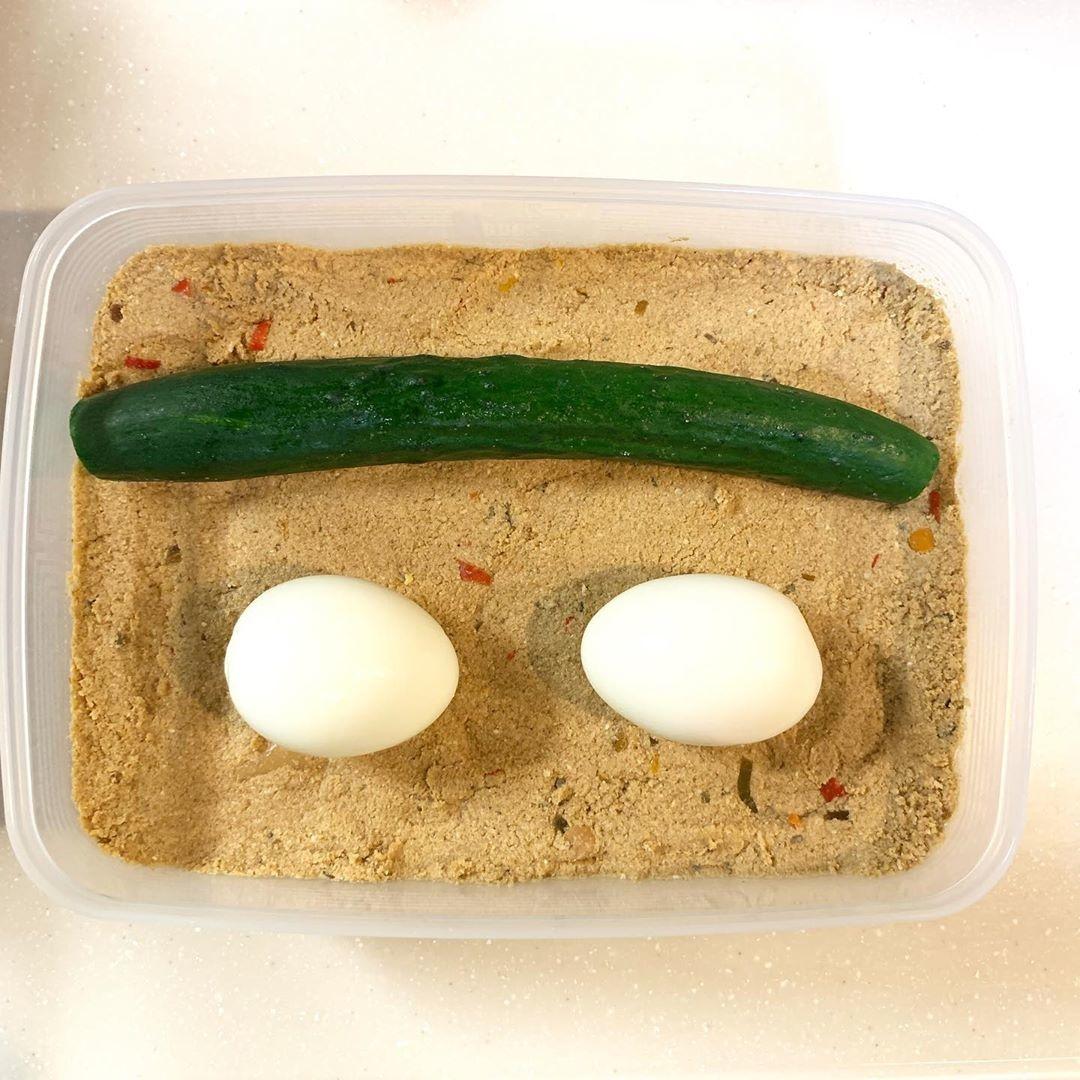 """ビタミンたっぷり""""卵"""""""