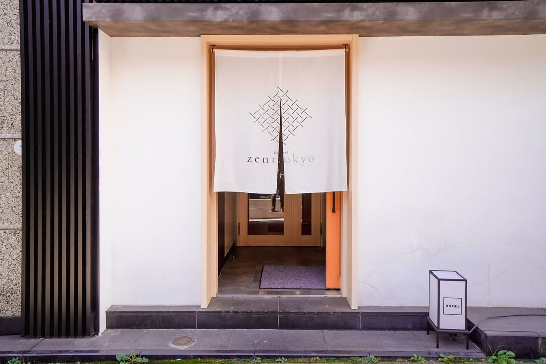 和モダンな空間でじっくりと。『hotel zen tokyo』