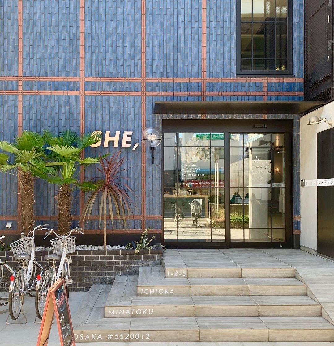 HOTEL SHE, OSAKA