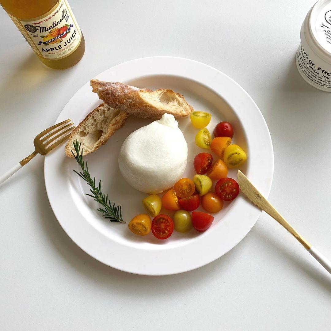 トマト×チーズ