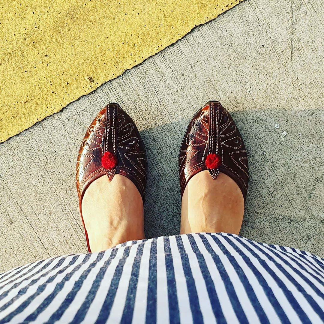 shoes…モジャリ