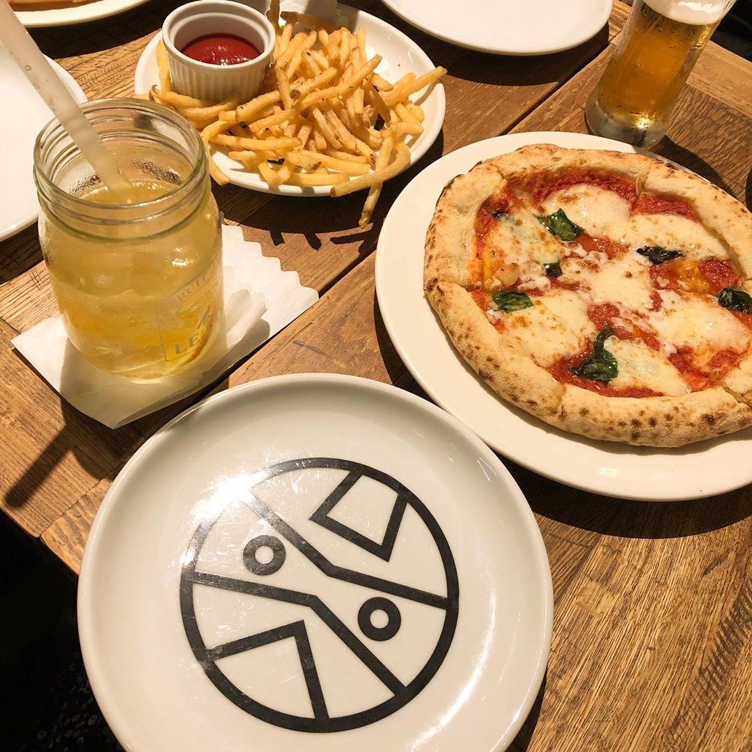 もちもちピッツァのお店:PIZZAMAN TOKYO