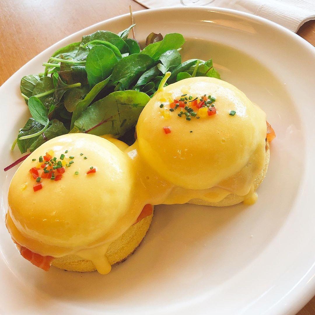ニューヨークの朝食の女王:サラベス