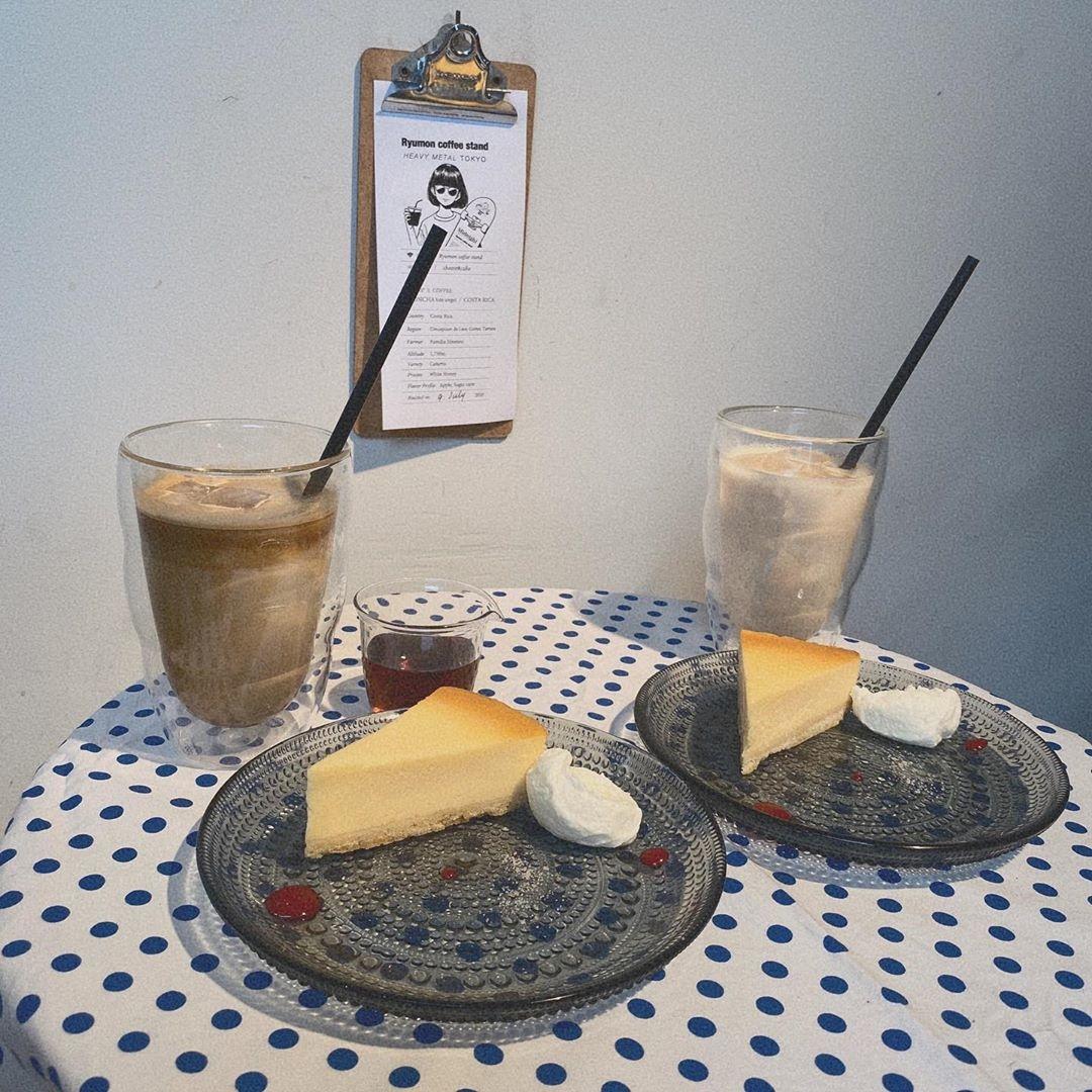 Ryumon coffee stand|吉祥寺