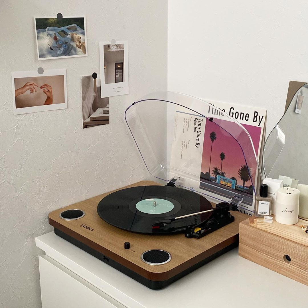 レコードで楽しむ
