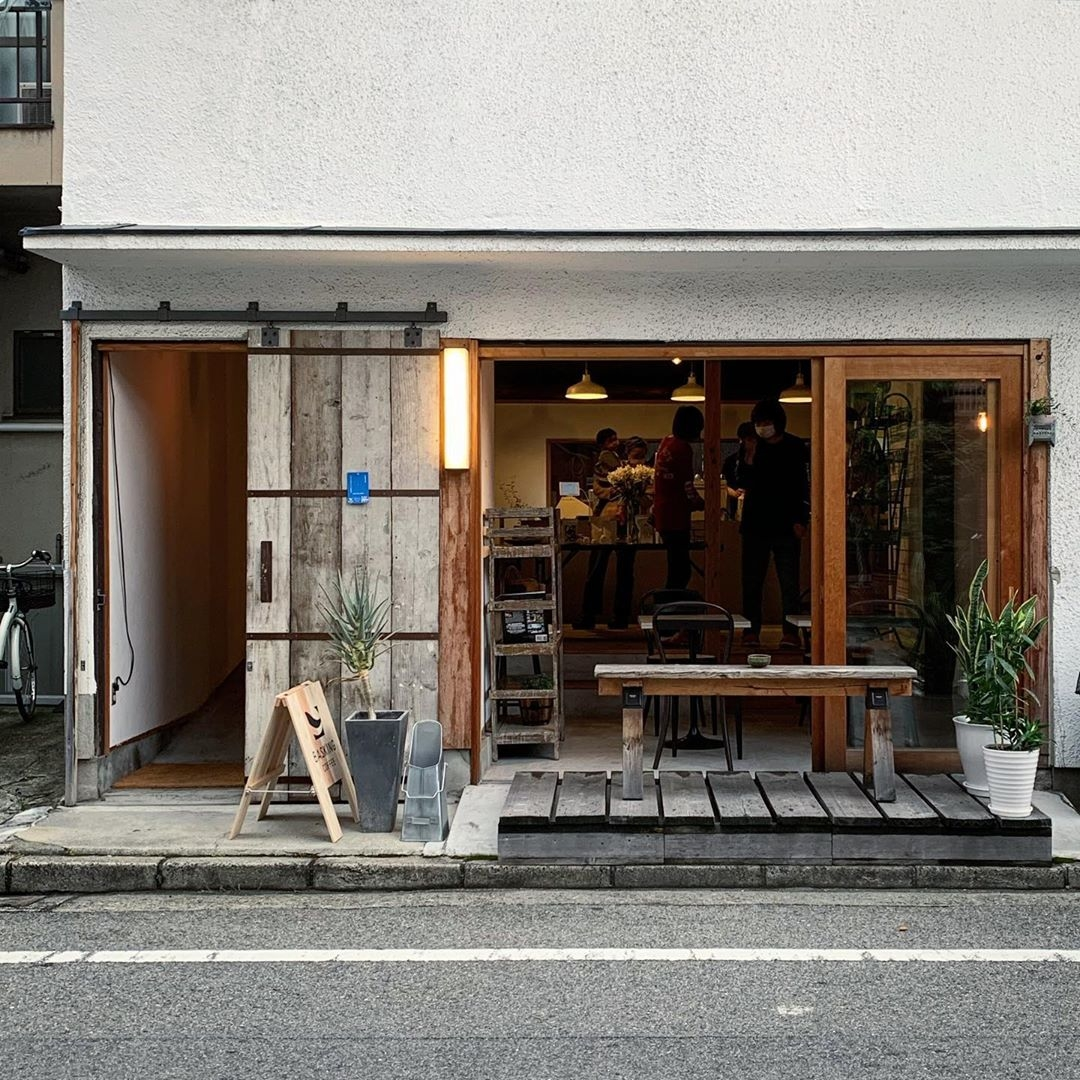 BASKING COFFEE hiroshima