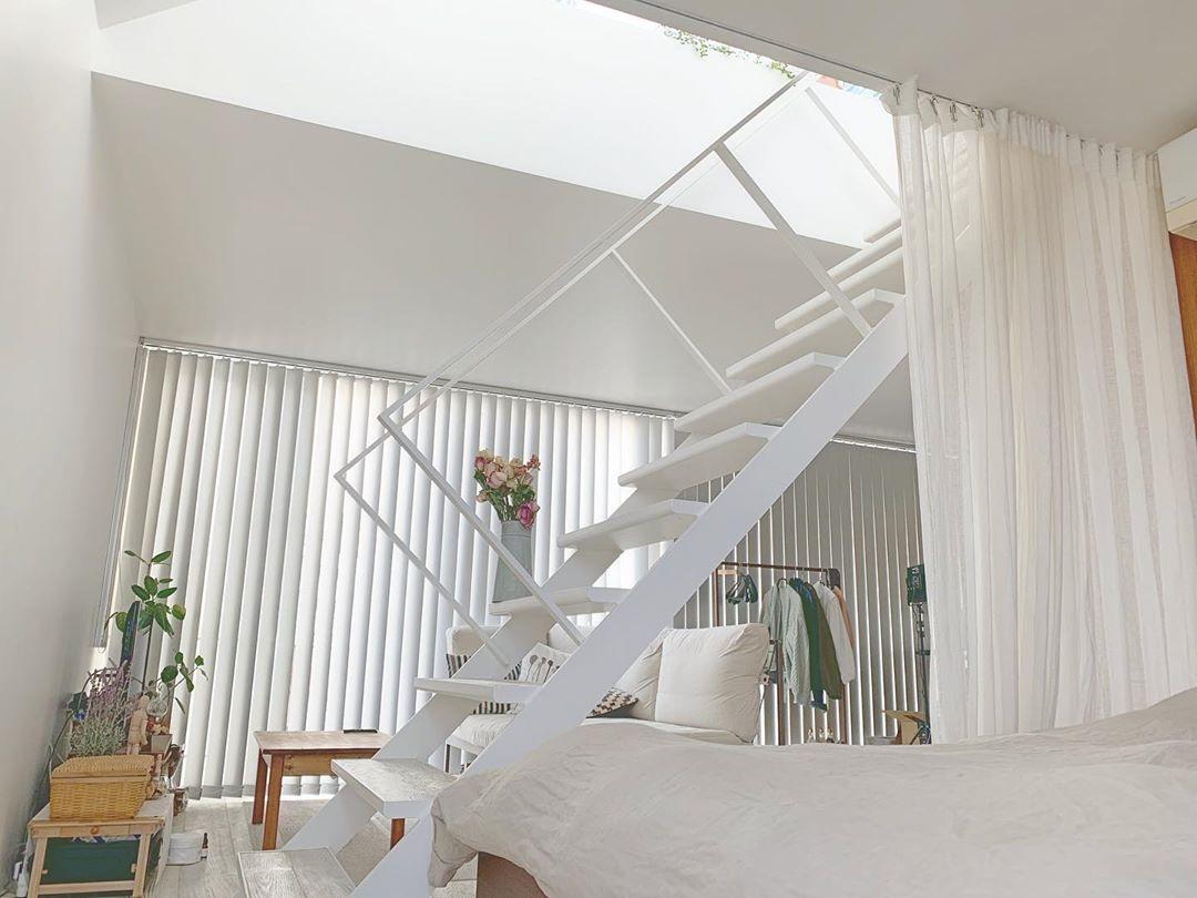 内階段のある部屋に住みたくなってきた?