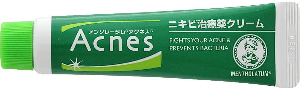 アクネスニキビ治療薬