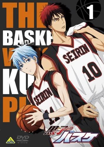 黒子のバスケ 1 DVD