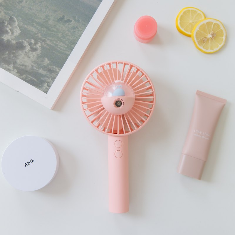 Patented Cooling Atomizing Fan