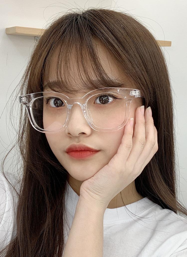 [bullang girls] *UV400*2TYPEフレーム眼鏡