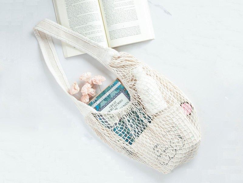 Eco Bag-Fashion Shoulder Woven Bag
