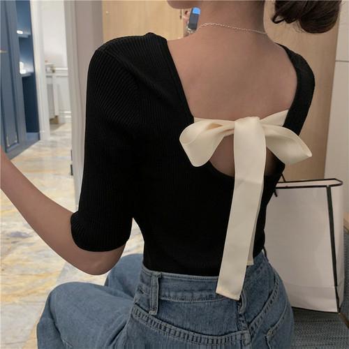 back ribbon rib tops 4c's