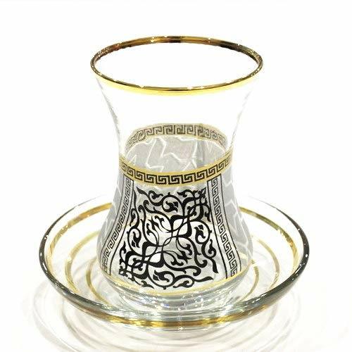 トルコ製チャイグラス
