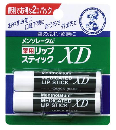 メンソレータム 薬用 リップスティック XD
