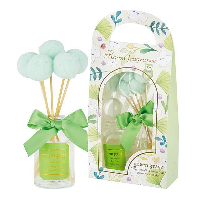 ルームフレグランス2 グリーングラスの香り