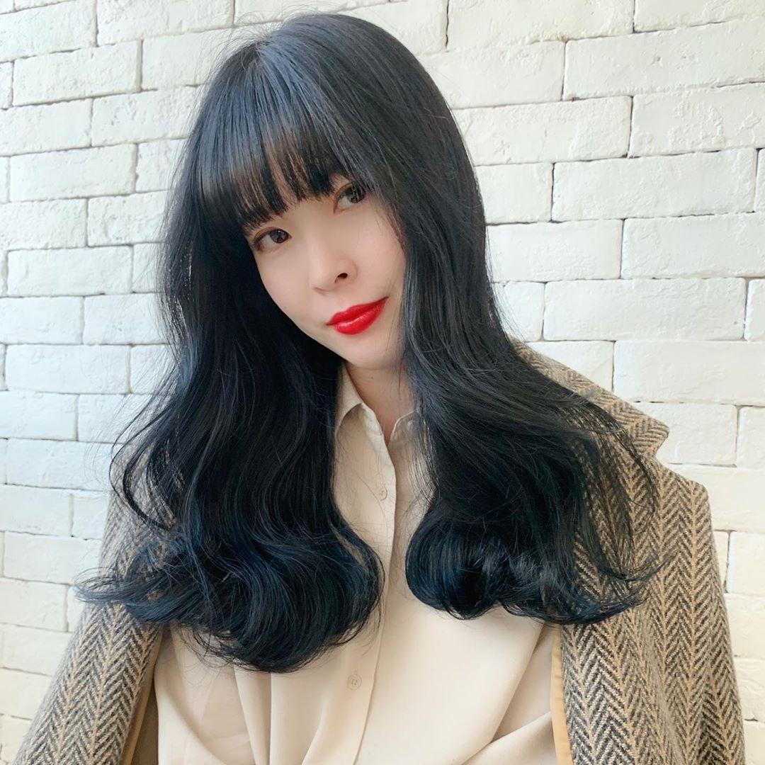 SHIMA美容師さんに教わる!韓国っぽシースルーバング&ヨシンモリの作り方詳説
