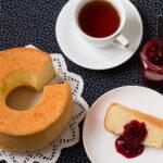 ふわっふわの仕上がりが理想。シフォンケーキを上手に作るコツ&アレンジレシピ