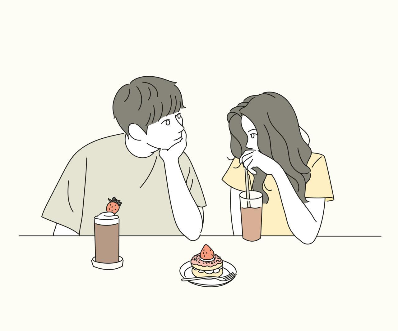 何度聞かれても困っちゃう。異性との食事、「何食べたい?」に対するモテ回答