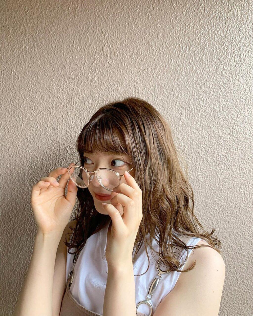 マスクと一緒に使うなら透明感を重視。今年の夏は「クリアメガネ」でお洒落度UP