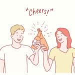 画面越しに「Cheers!」が流行中。リモート飲み会にあるあるな3つのお悩みを解決