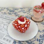 韓国っぽCAFEの新メニュー#タルギケーキ。お手軽レシピと撮影アイテムをご紹介