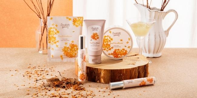金木犀のピュアな香り。『VECUA Honey』の数量限定newアイテムが発売♡