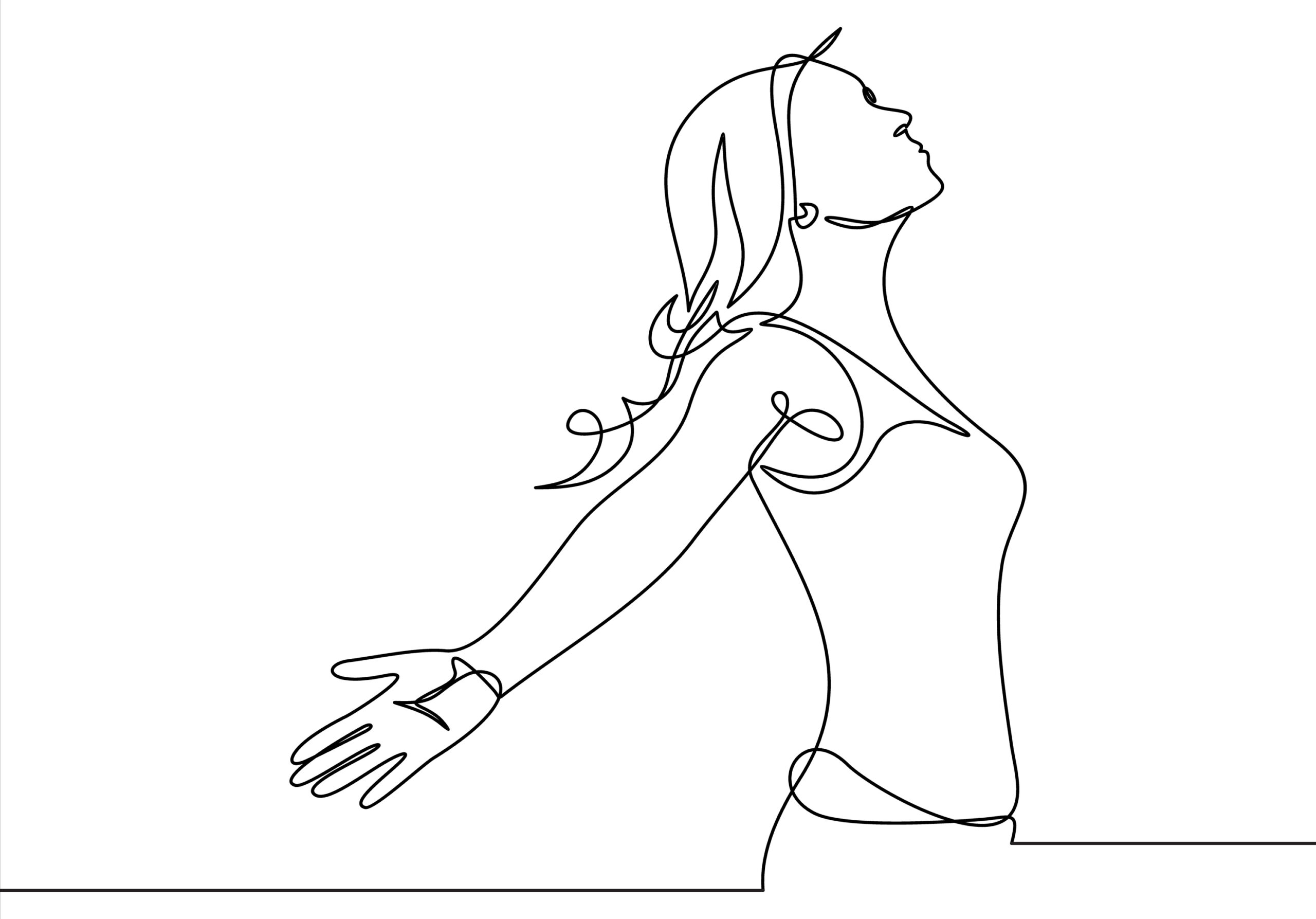 03|簡単なストレッチでストレスを軽減