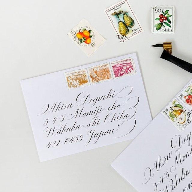 お世話になっている人に手紙を書く