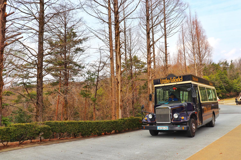 何度も乗れる園内バスがおすすめ!