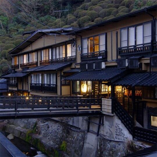 熊本:山の宿 新明館